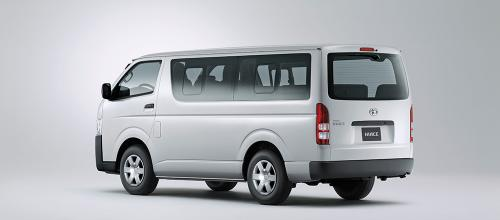 hiace gallery st 2