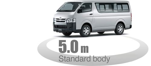 hiace gallery st 3