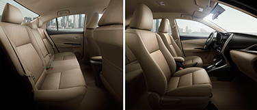 vios interior seats